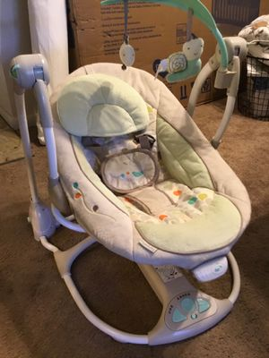 Ingenuity baby swing $40 negotiable for Sale in Orlando, FL