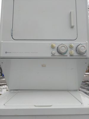 Maytag Stack Washer And Electric Dryer for Sale in Philadelphia, PA