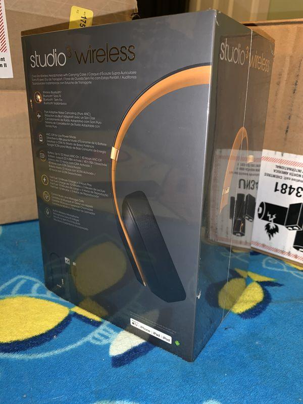 Beats Studio 3 Wireless SKYLINE COLLECTION Brand New