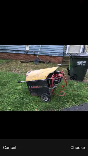 Commercial hot water pressure washer for Sale in Highland Heights, OH
