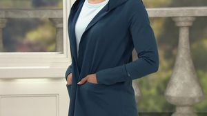 Ultra Soft Hooded Long Sleeve cardigan for Sale in Pompano Beach, FL