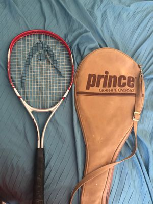 HEAD TENNIS RACKET for Sale in Houston, TX