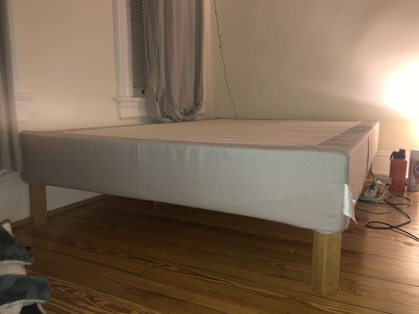 FREE FULL SIZE IKEA BED FRAME NEED TRUCK