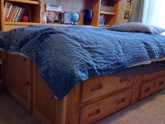 Storage Twin Bed for Sale in Denver,  CO