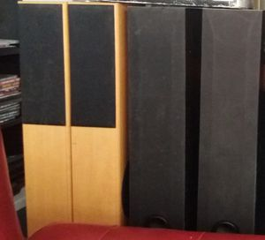 Polk Audio Speakers (read the complete post) for Sale in Cicero, IL