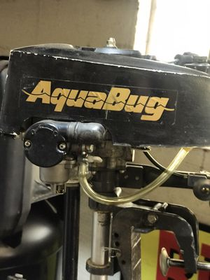 Aqua bug 1hp outboard for Sale in Pittsburgh, PA