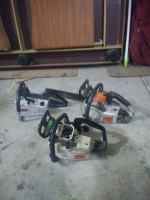 Old Stihl Chainsaw for Sale in Elk Grove, CA