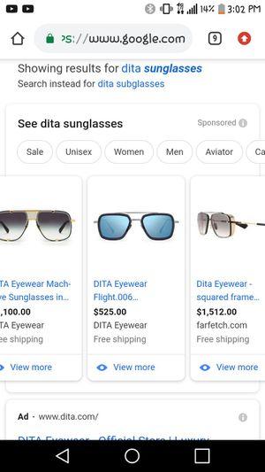 Dita sunglasses for Sale in Dallas, TX