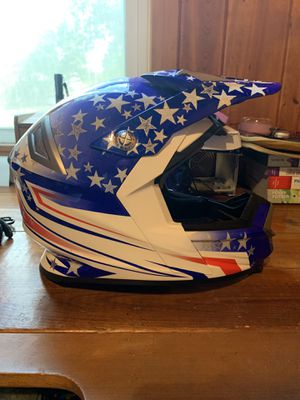 Dirt bike helmet for Sale in Amory, MS