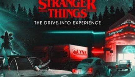 Stranger Things: The Drive-Into Experience VIP Pass for Sale in Los Angeles,  CA