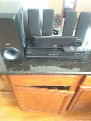 RCA home theater system for Sale in Stone Mountain, GA