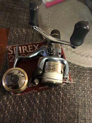 Shimano Spirex 2500RE Reel new in box for Sale in Orange, CA