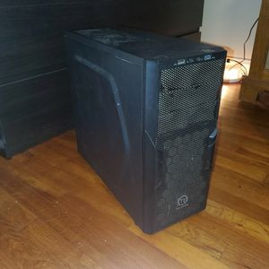 Thermaltake Versa H21 Black ATX Mid Tower for Sale in San Diego, CA