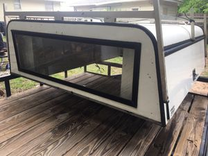 Camper shell for Work 77 long 68 width for Sale in Oklahoma City, OK