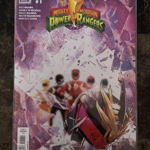 Power Rangers: Shattered Grid #1 for Sale in Fremont, CA