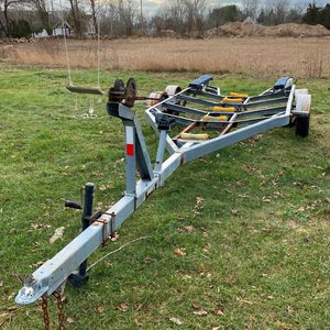 Dual Axel Boat Trailer for Sale in Dartmouth, MA