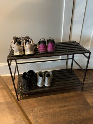 Shoe rack for Sale in Aurora, OR