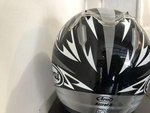 Arai helmet large size for Sale in Manassas, VA