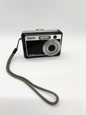 Sanyo VPC-S600 6.0MP Digital Camera Black for Sale in Fairburn, GA