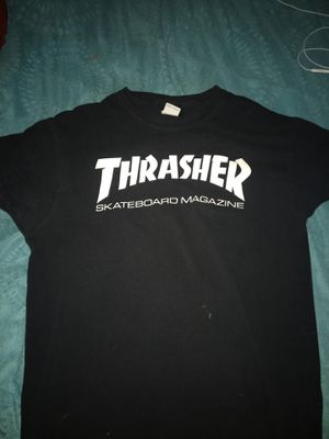 Thrasher t shirt size m used for Sale in Clearwater, FL