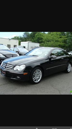 2004 to 2008 mercedes benz clk350 parts for Sale in Dallas, TX