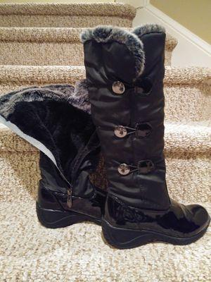 New Women's Size 6M Khombu Rain & Snow Boot [Retail $90] Full Zipper Sides for Sale in Woodbridge, VA