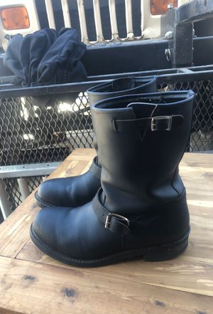 Rev Man's biker boots 10-1/2 D for Sale in Madera, CA