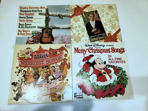 Classic Disney and Chritmas Vinyls $5 Each for Sale in Elizabethtown, PA
