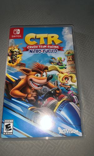 Crash Team Racing for Nintendo Switch for Sale in Lawrenceville, GA