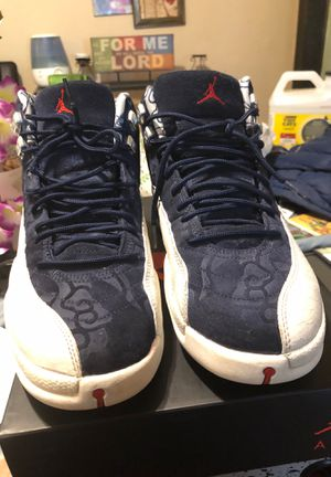 Air Jordan 12 international size 11 for Sale in Chicago, IL
