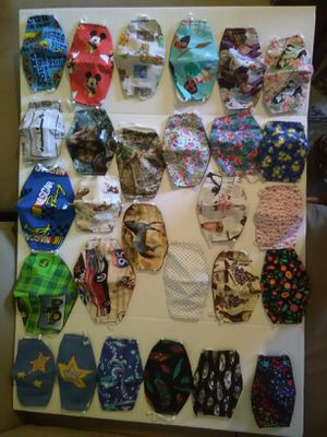 Handmade masks $5 a mask for Sale in Manteca, CA