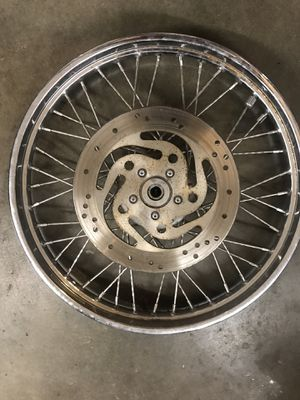 Harley wheel for Sale in Dana Point, CA