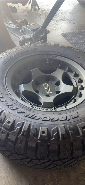 Sell or trade truck rims for Sale in Sacramento, CA