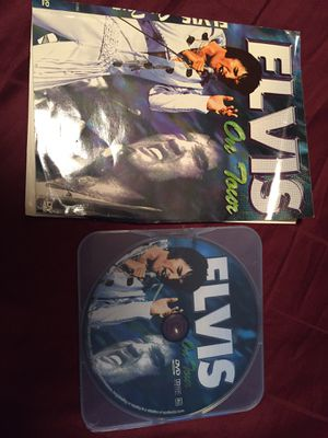 Elvis On Tour DVD for Sale in Laurel, DE