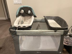 Ingenuity smart and simple playard for Sale in Byron, CA