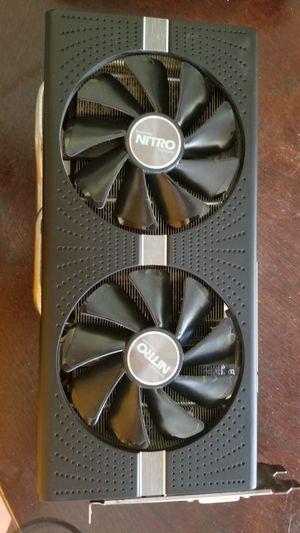 RX 580 Nitro + 4GB for Sale in Hialeah, FL