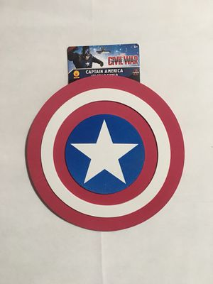 "Captain America 12"" Foam Shield for Sale in East Stroudsburg, PA"