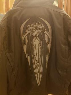 Large harley jacket for Sale in Lynnwood,  WA