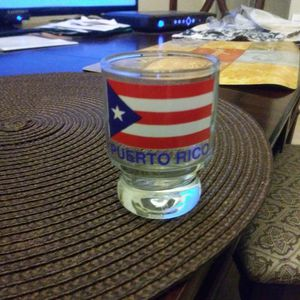 Collectible Puerto Rico Small Glass for Sale in Palm Beach, FL