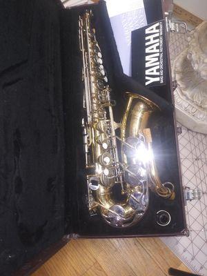 Yamaha Saxophone for Sale in Hartford, CT