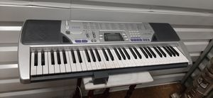 Pro music Casio keyboard for Sale in Bloomingdale, IL