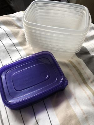 8-Piece Food Storage Container Set. for Sale in New York, NY
