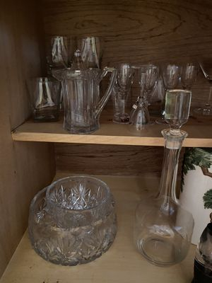 Glassware for Sale in Middlebury, CT