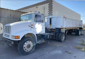 94 international dump truck/30 ft trailer! for Sale in Phoenix, AZ