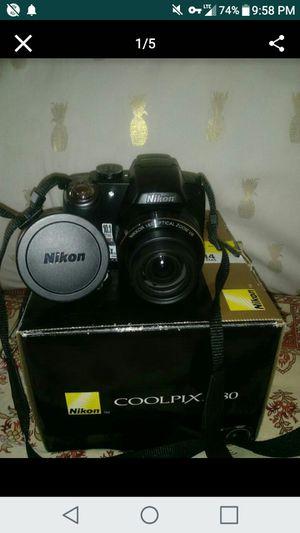 CoolPix P80 Digital Camera for Sale in Hyattsville, MD
