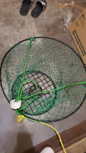 Crabbing net's 4 for Sale in Portland, OR