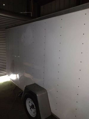18' enclosed trailer for Sale in Pasadena, TX