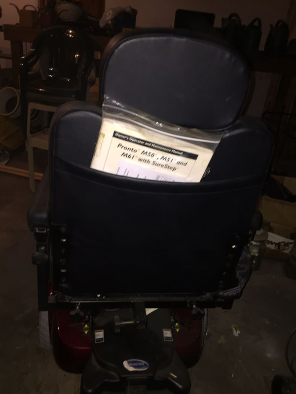 Electric wheelchair BRAND NEW