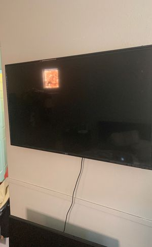 45 inch onn flatscreen tv great condition good price for Sale in Los Angeles, CA