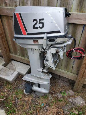 NISSAN 25HP OUTBOARD for Sale in Pembroke Pines, FL